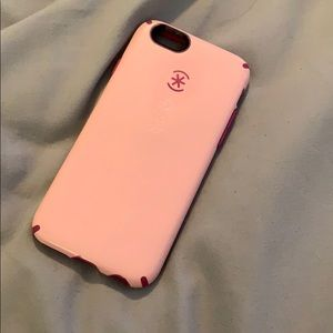 Pink Speck iPhone 6S  Case